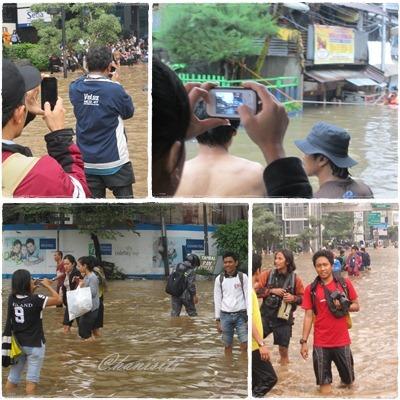 Motret Banjir